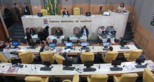 Sessão na Câmara de Aracaju debate condições de trabalho dos assistentes sociais