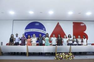 Cerimônia de Posse CRESS/SE triênio (2014/2017)