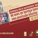 CRESS/SE abre inscrições para Semana do/a Assistente Social 2016