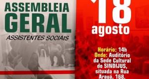 CRESS realiza Assembleia Geral dos Assistentes Sociais