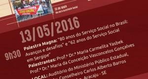 Carmelita Yazbek participa da Semana do/a Assistente Social