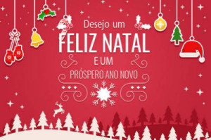 cartao natal cress