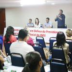 Respeito aos trabalhadores e trabalhadoras do INSS: CFESS realiza desagravo público