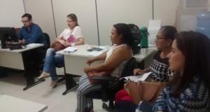 CRESS/SE participa de reunião do Núcleo de Educação Permanente do SUAS